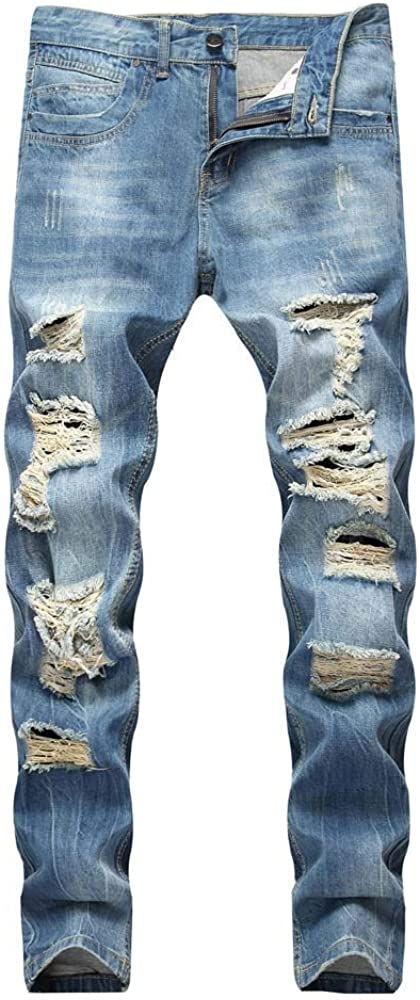 Pantalones Casuales para Hombre Primavera y oto/ño Deportes al Aire Libre Pantalones c/ómodos Transpirables Ropa de Trabajo Informal Pantalones Inferiores Ajustables de Ancho c/ónico