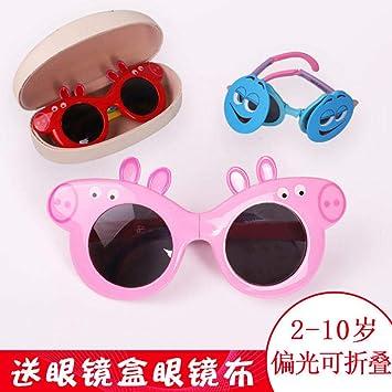 Gafas de sol para niños dibujos animados para niños UV lindo ...