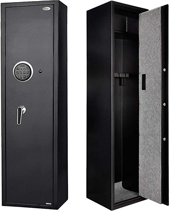 Top 9 24 Gun Safes For Home Rifle