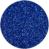 ROYAL BLUE GLITTER HEAT TRANSFER VINYL Sheet 12x36 Blue Glitterflex HTV for T-Shirts