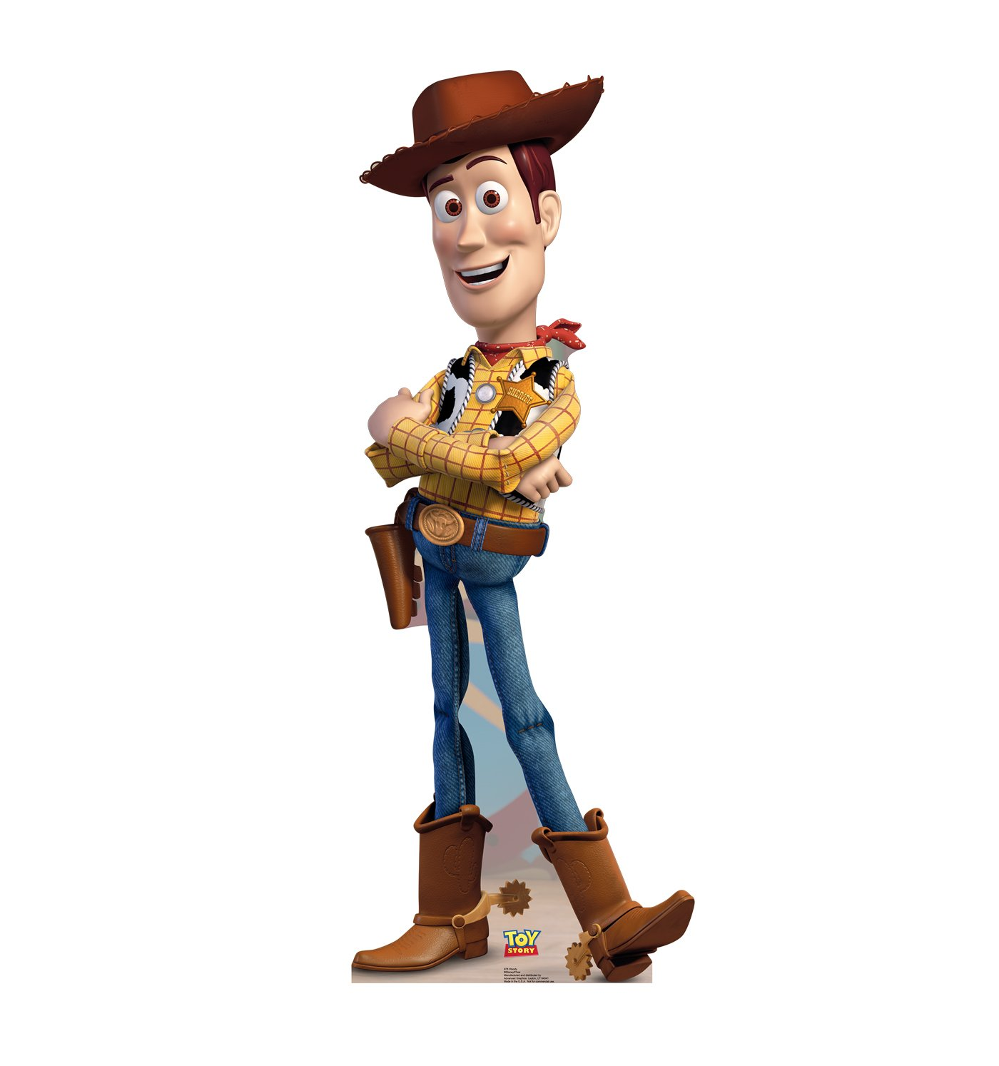 Advanced Graphics Rex Life Size Cardboard Cutout Standup - Disney Pixar's Toy Story 1250