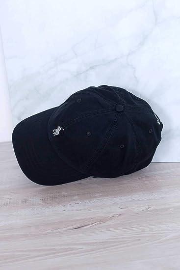 Polo Ralph Lauren Uomo - Cappello con Visiera a Costine Grigio  Amazon.it   Abbigliamento 0961dd1d03a6