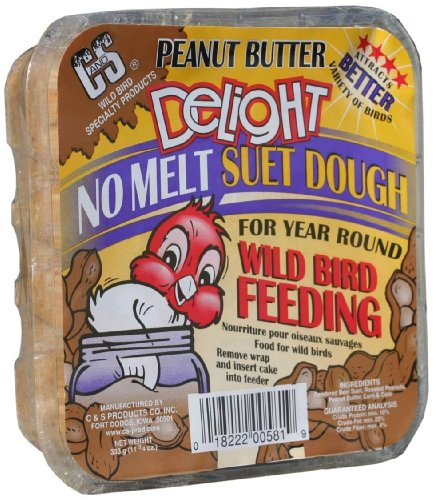 C and S Products Peanut Butter Delight, 12-Piece, My Pet Supplies