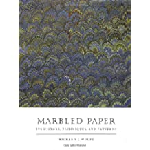 Marbled paper: Its history, techniques, and patterns : with special reference to the relationship of marbling to bookbinding in Europe and the Western world