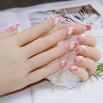 Qulin, uñas postizas para fiestas, decoración de uñas, uñas ...