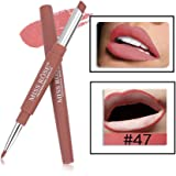 Miss Rose 2 in 1 Lipstick with Lipliner Bel Air Shade (47)
