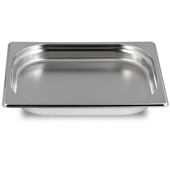 Greyfish - Bandeja lisa para hornos de vapor Gaggenau, Miele ...