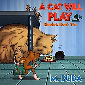 A Cat Will Play Audiobook
