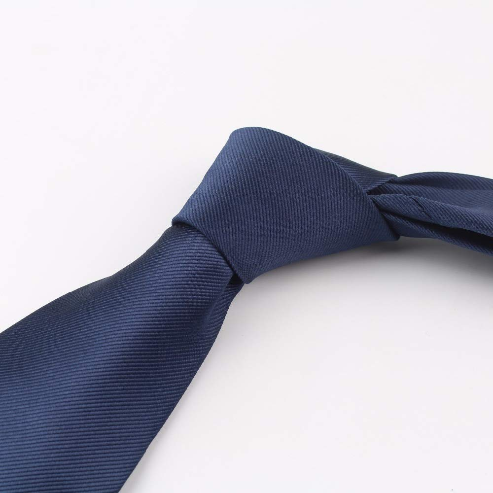 aa4ab8cd505b Amazon.com: Graven Mens Business Tie Formal Striped Designer 8cm Jacquard  Wedding Necktie Narrow 3.15inch Classic Corbata Neckwear Official Gravata  ...