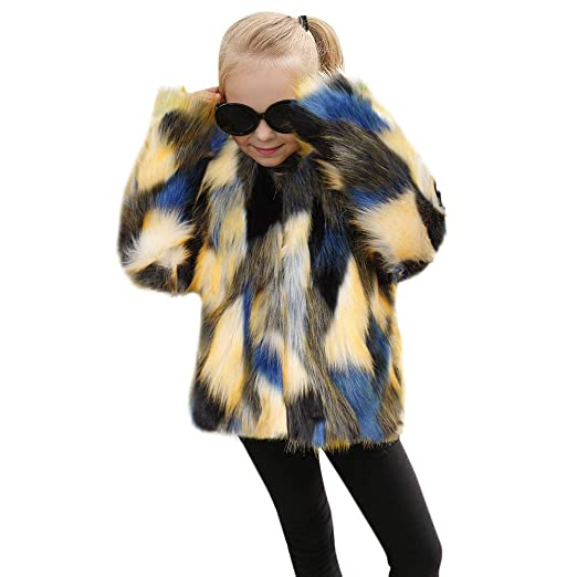 Faux fur coats for teens commit error