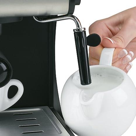 Ufesa Cafetera expreso Duetto Creme CE7141, 500 W, 1 Cups, Acero ...