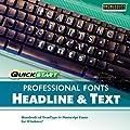Quickstart: Fonts - Headline & Text [Download]