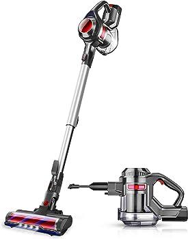 MOOSOO M Cordless 4 In 1 Small Vacuum Cleaner