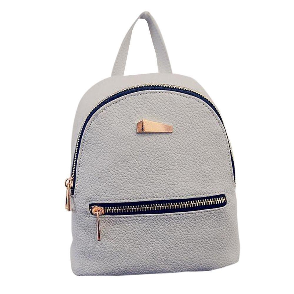 Bluester Women's Backpack Travel Handbag School Rucksack Bag