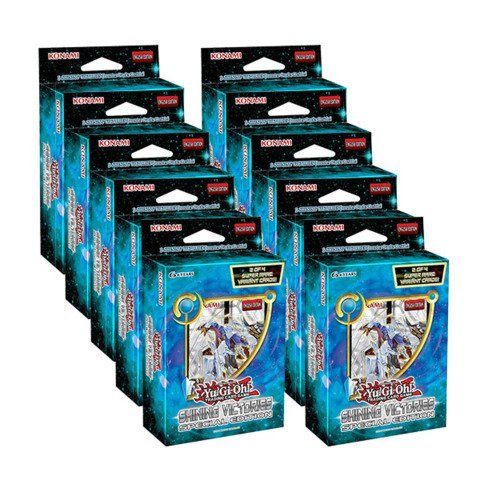 Shining Victories - Special Edition - Display Box (10 ct)