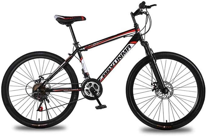 XER Bicicleta de montaña para Hombre, Cuadro de Acero de 17
