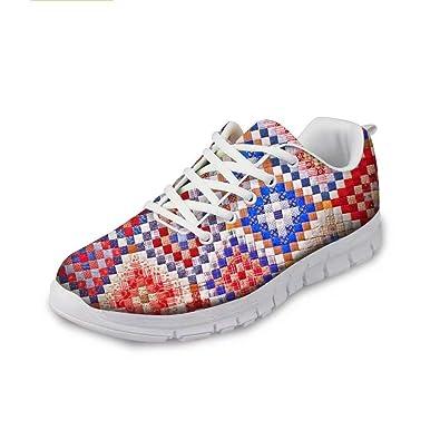 a390fe513a5dcc MODEGA Bunte Schuhe für Männer blendend Turnschuhe Tennisschuhe Schuhe  Frauen Plus Größe schwarzes Kreuz-Trainerschuhe