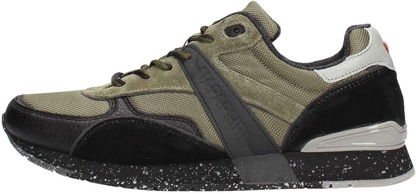 Napapijri Rabari, Zapatillas para Hombre: Amazon.es: Zapatos y complementos