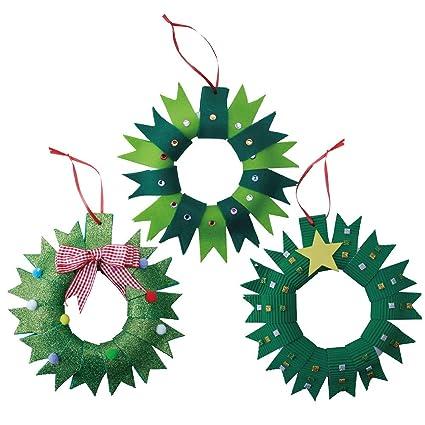 Amazon.com BESTOYARD 3 Sets Christmas DIY Decorations
