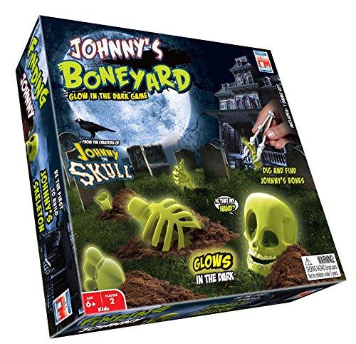 Free Johnny's Boneyard Game