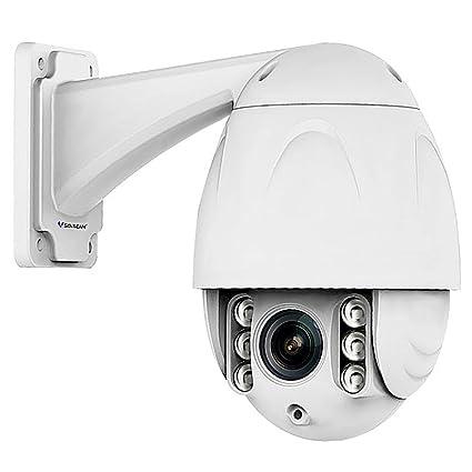 Camaras de vigilancia giratorias
