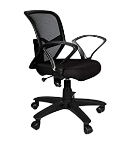SEAT CHACHA Noble Series Mesh Office Chair (Black)