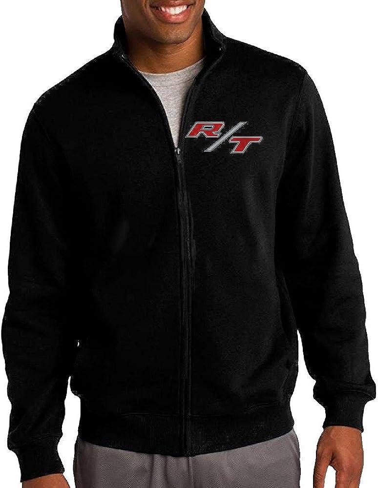 YoahoraI Mens Sweatshirt Great RT Racing R//T Hooded Jacket