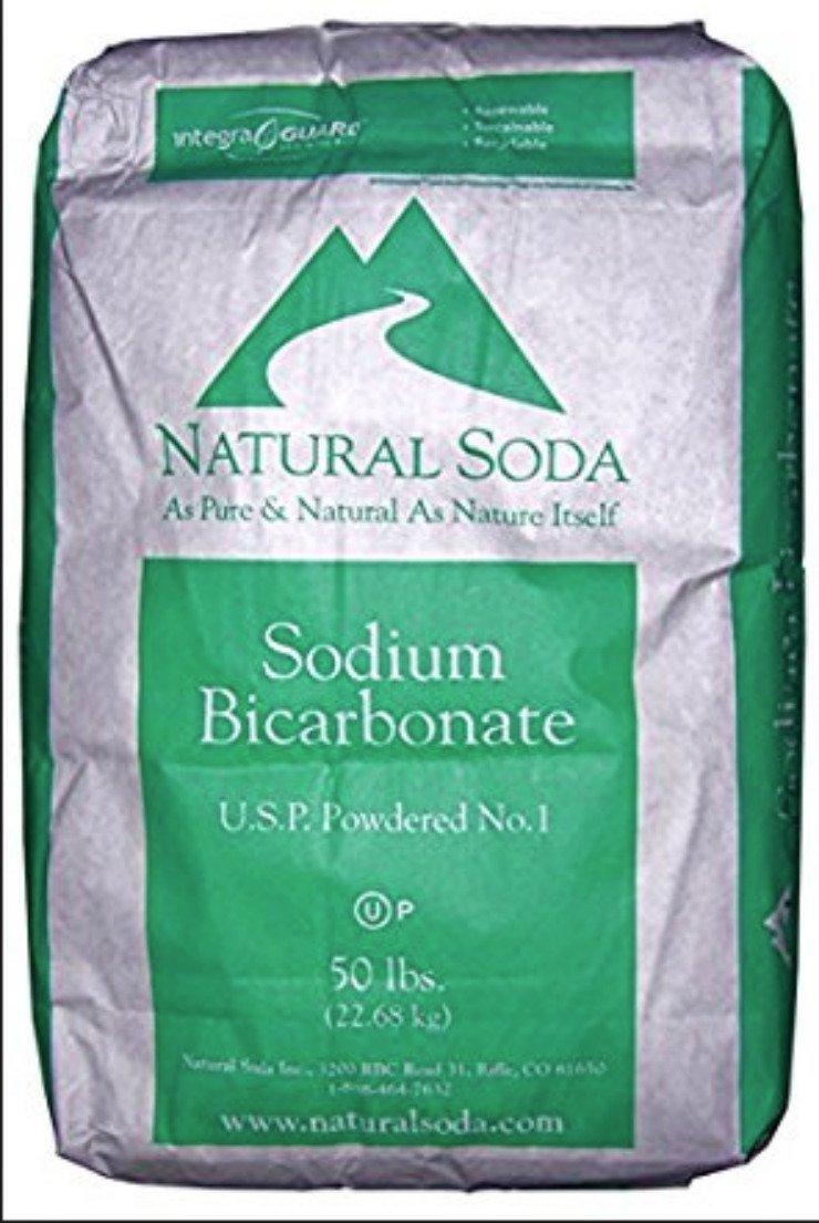 Sodium Bicarbonate Pure Baking Soda (50 Lb)