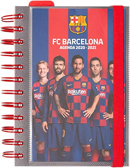 Comprar Grupo Erik ADPS2014 - Agenda escolar 2020/2021 día página S FC Barcelona, 11 meses (11,4x16 cm)
