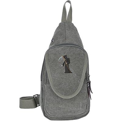 Rikki Knight Eritrea Flag Messenger Bag School Bag