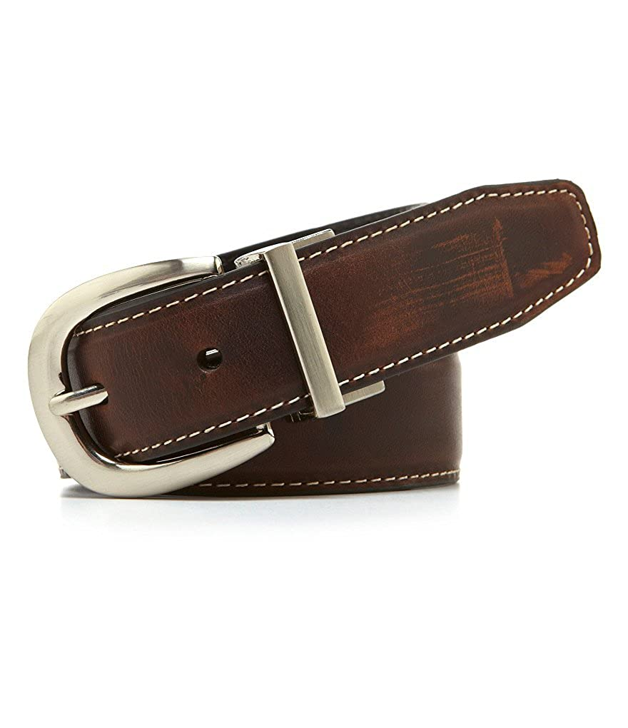 Class Club Boys' Reversible Harness Belt Brown/Black
