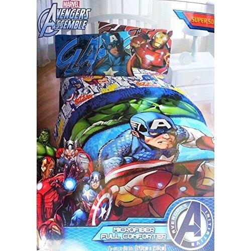 Marvel Avengers 2 - Reversible Full Reversible Comforter
