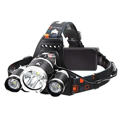 Image Unavailable. Image not available for. Colour  LED Lenser H7R  Rechargeable Head Lamp ... 0c66a3f04a