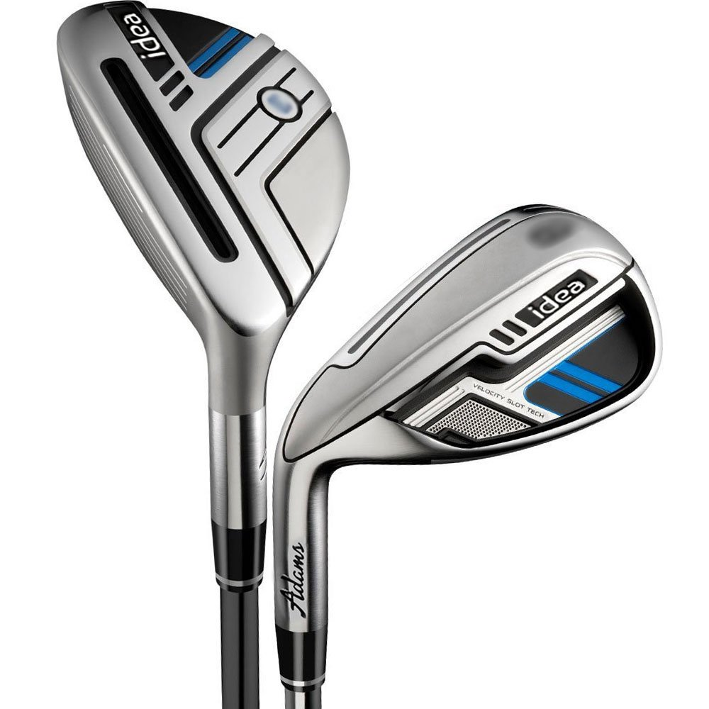 Adams New Idea Hybrid Irons Set