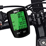 SOON GO Bicycle Speedometer Wireless Bike Computer