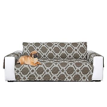 PETCUTE Fundas de sofá Fundas de sillones Antideslizantes Cubre Sofa de 3 plazas Protector Sofa Fundas sofá