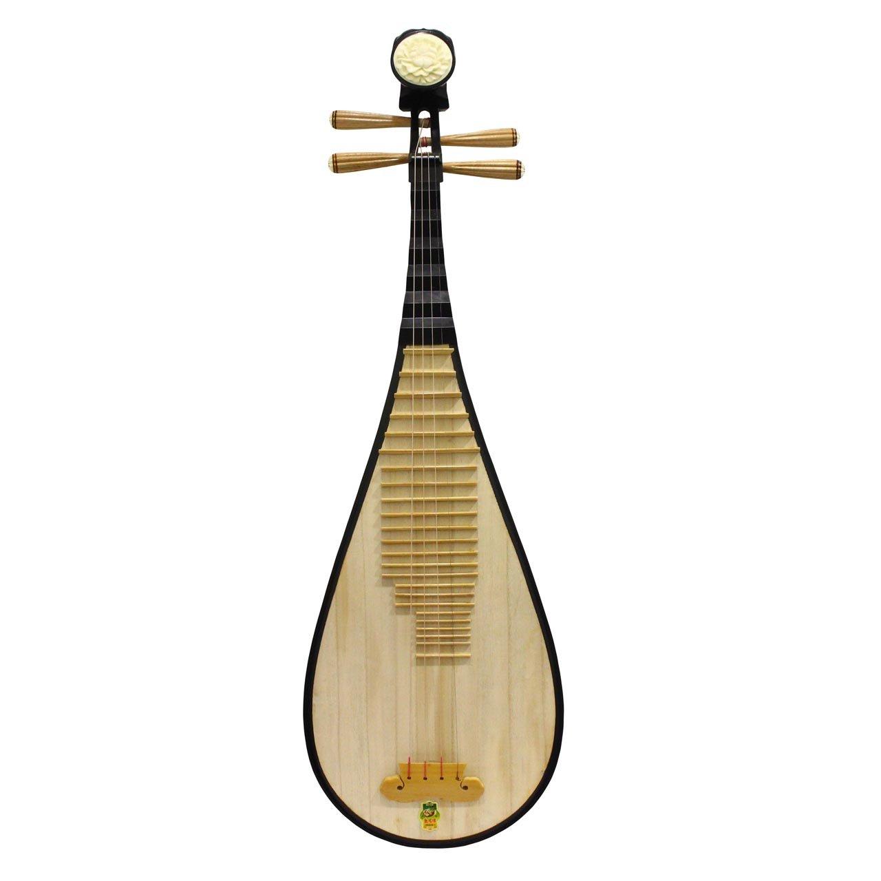 Eason Music Starter Grade Shanghai Spruce Wood Pipa