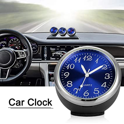 Image Unavailable Not Available For Color Shentesel Car Clock Ornament Automotive Auto Watch Home Interior Decoration Accessory