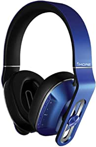 1More MK802 Titanium Wireless – Auriculares inalámbricos con Bluetooth, Azul