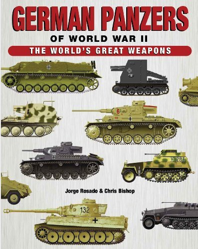 By Chris Bishop - German Panzer Divisions of WWII (2013-09-16) [Hardcover] PDF