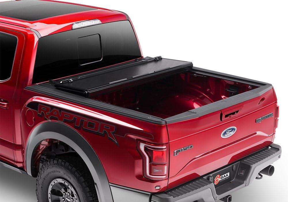 BAK Industries BAKFlip F1 Hard Folding Truck Bed Cover