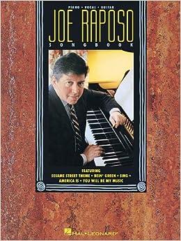 Book Joe Raposo Songbook
