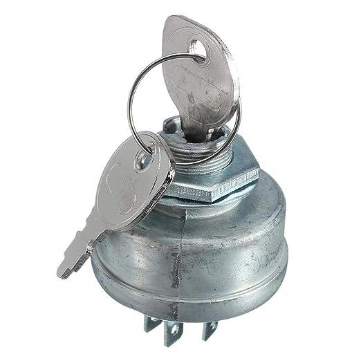 Interruptor de la llave de encendido del arrancador del ...