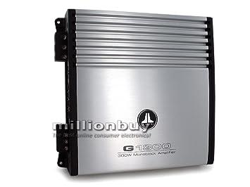 JL Audio G1300 - amplificador de Monoblock