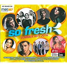 SO FRESH - SUMMER HITS 2016 : V/A (CD)