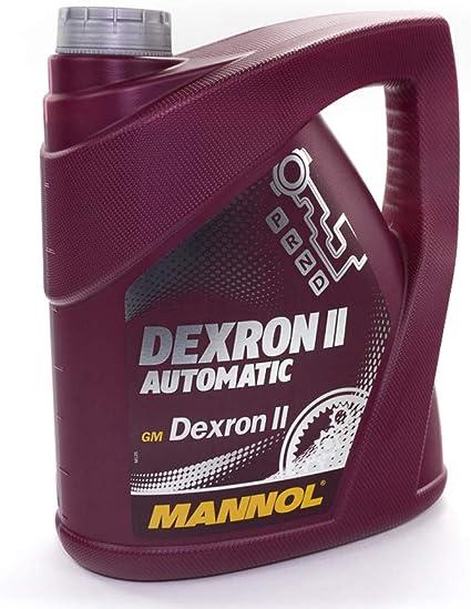 Mannol Mn8205 4 Dexron Ii Automatic 4 Litres Auto