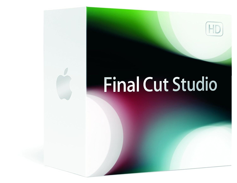 Final Cut Studio B002J7IX6K Parent