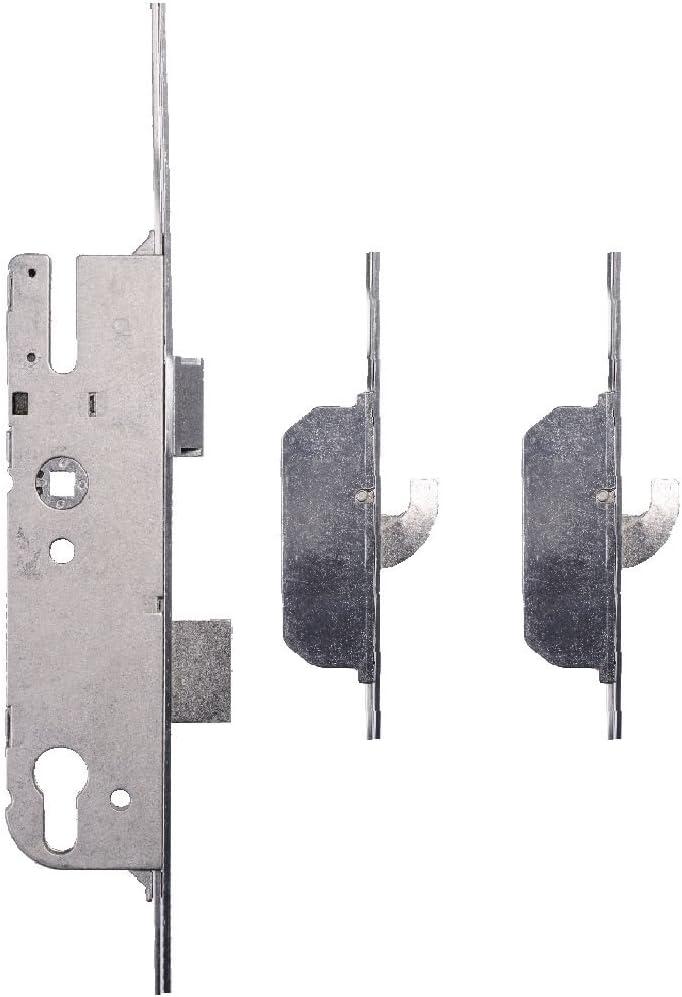 GU 2 ganchos Ferco para puerta cerradura 45 mm Contratiempo 92pz multipunto: Amazon.es: Bricolaje y herramientas