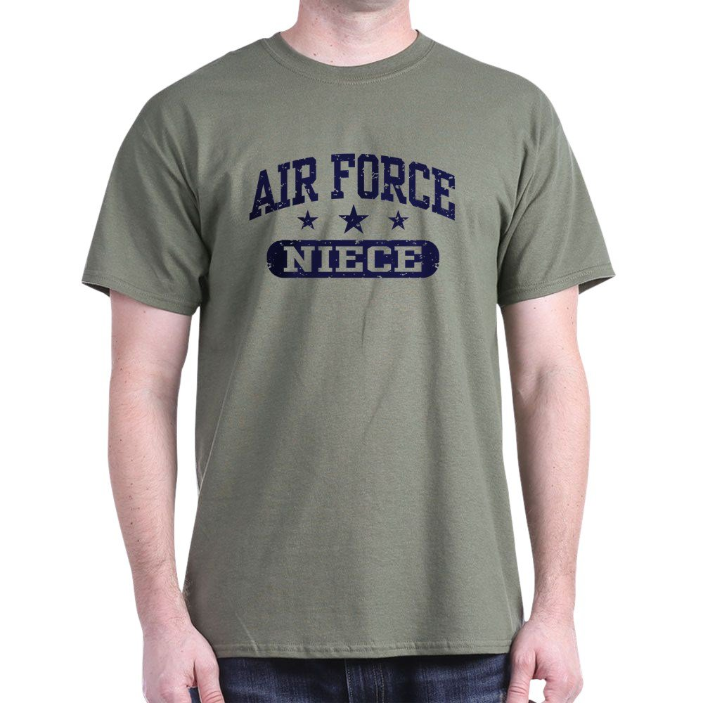 Air Force Niece Classic T Shirt 1362