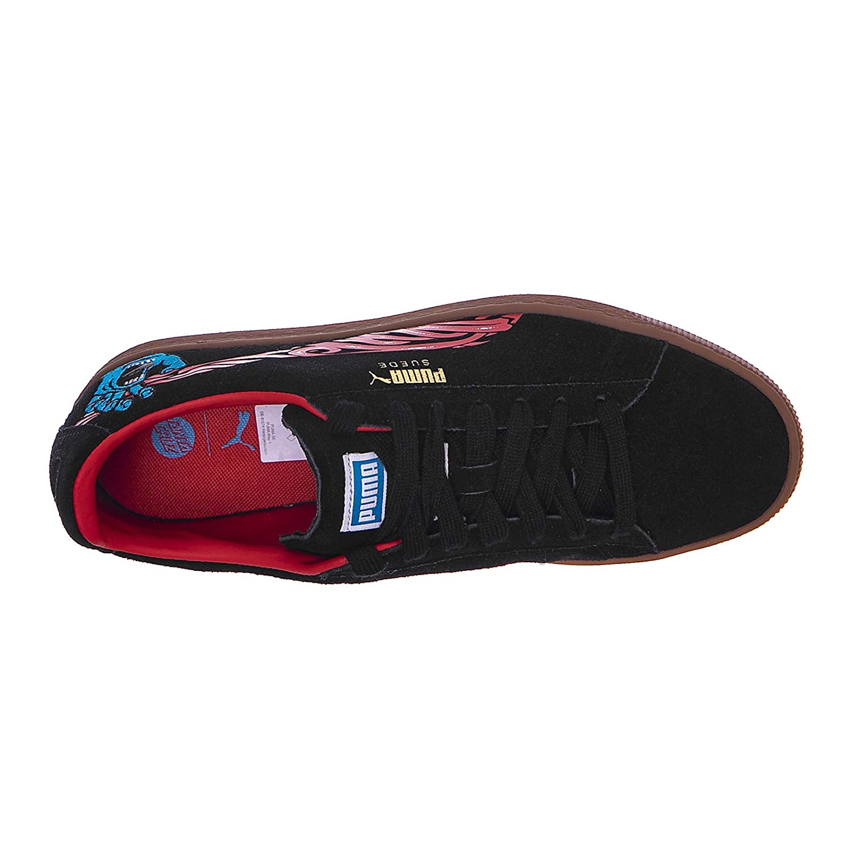 e4c6cefe269 Puma X Santa Cruz - Sneakers - Suede Classic Black (8 UK)  Amazon.co.uk   Shoes   Bags